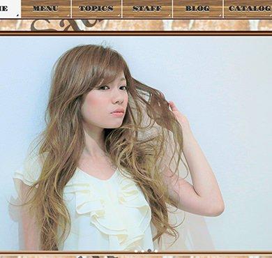 hair design Sauria様